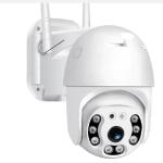 Недорогая поворотная камера видеонаблюдения и охраны