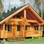 Покупаем  сборный  дачный дом  или сруб?