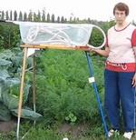 Полив огорода из собственной