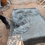 Правильный бетон - делаем вручную