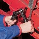 Резьбовые заклёпки и самодельный инструмент для  их установки
