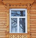 Замена окон в старом деревянном доме нюансы