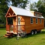 Мобильный дом на колёсах