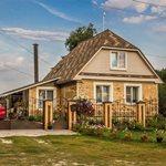 Дом в деревне, для кого-то мечта, а для кого реальность