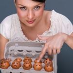 Яйца как удобрение, при посадке груши