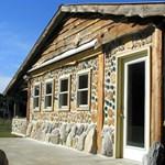 Дом из дров – технология глиночурки