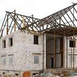 Дачный дом из ячеистого бетона