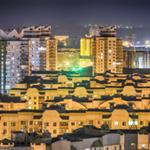 На 13,3 % увеличилось жилищное строительство в столице за прошлый год