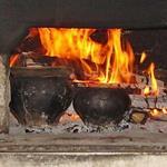 Печь лучше горит с водой
