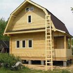 Экономичность дачных домов