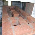 Приготовление раствора для кладки печей и каминов