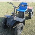 Квадроцикл и минитрактор из мотоблока