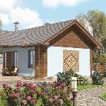 Архитектурные  традиции в жилых домах Белоруссии