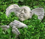 С чего начинается садовая скульптура?