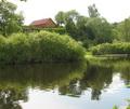 Усадьба с видом на озеро
