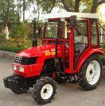 Почему мини трактора с одинаковой мощностью имеют разное тяговое усилие?