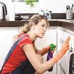 Изготавливаем средство для очистки от жира сами