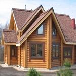 Выбор технологии постройки дома - деревянные дома