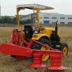 Выбор косилки для мини трактора