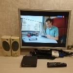Телевизор из ненужного монитора