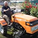 Вечный трактор, на котором невозможно работать, а вернуть нельзя