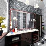 Электрификация ванной комнаты