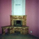 Система вытяжной вентиляции для камина
