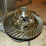 Что такое блокировка колёс на мини тракторе?