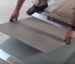 Ещё один способ укладки напольной плитки