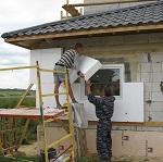 Утепление газосиликатного фасада и защита его от грызунов и насекомых