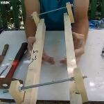 Приспособление для кладки кирпича - делаем сами