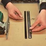 Самодельная пилка для электролобзика из ножовочного полотна