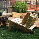 Оригинальные кресла для загородного дома