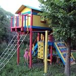 Рай для детей – на загородном участке