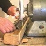 Заточка ножей рейсмуса и строгального станка, в домашних условиях