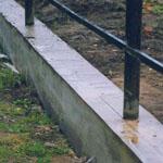 Фундаменты и цоколи оград