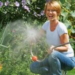 Как намотать садовый шланг