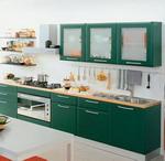 Из чего изготавливают кухонные гарнитуры