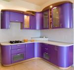 Кухонные фасады  крашенные