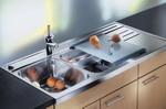 Из какого материала выбрать мойку для кухни?