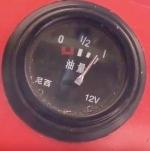 Минитрактор Уралец 220,  регулировка топливного датчика