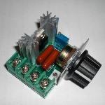 Плавный пуск и регулятор скорости для  электроинструмента