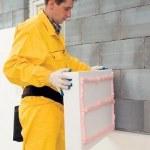 Монтажный клей-пена для утепления фасада