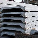 Использование ребристых  промышленных плит  для строительства дома?