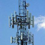 Радиоизлучение от  вышек сотовой связи