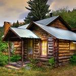 Старый деревянный дом – труба дело