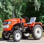 Отзыв владельца о мини тракторе Уралец-220 часть 4