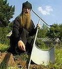 Чудо лопата от священника