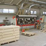 Девять модернизированных предприятий деревообработки объединят в холдинг