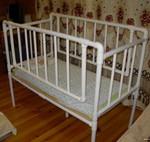 Из полипропиленовых труб – детская кровать